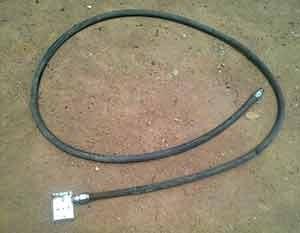 Petrol-pipe